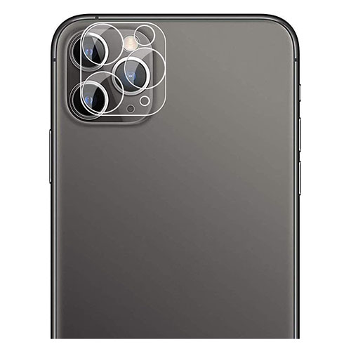 iPhone 11 Camera Lens & Surround Clear Tempered Glass Protector