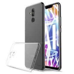 Huawei Mate 20 Lite Ultra Thin Clear TPU Gel Case