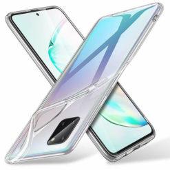 Samsung Galaxy Note 10 Lite Thin Clear TPU Gel Case