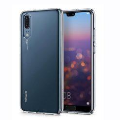 Huawei P20 Ultra Thin Clear TPU Gel Case
