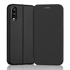 Huawei P20 Slim Fitting Wallet Case With Magnetic Closing