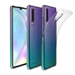 Huawei P30 Ultra Thin Clear TPU Gel Case