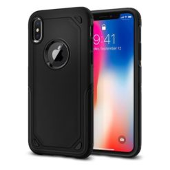 iPhone XS Max Hybrid Dual-Layer Armor Case