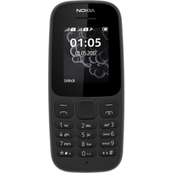 Nokia 105 2017 Unlocked Mobile Phone