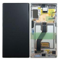 Genuine Samsung N975F Galaxy Note 10 Plus LCD Screen & Touch Digitiser - White