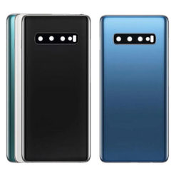 Samsung G975 Galaxy S10 Plus Rear Back Glass / Battery Cover With Camera Lens