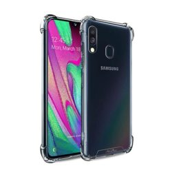 Samsung Galaxy A40 King Kong Anti-Burst Super Protection Shockproof TPU Gel Case