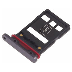 Huawei P30 Pro SIM / Memory Card Tray / Holder - Black