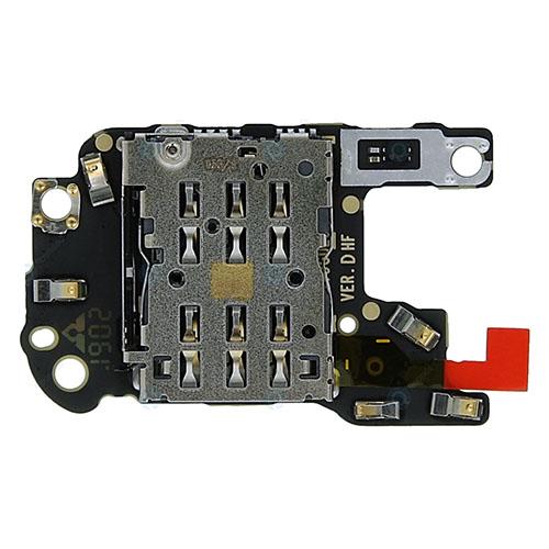 Huawei P30 Pro SIM & Memory Card Reader PCB / Flex Cable