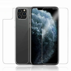 iPhone 11 Pro Front & Back Tempered Glass Screen Protector