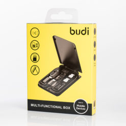 budi 6 in 1 Multi-Functional Box With Wireless Charger
