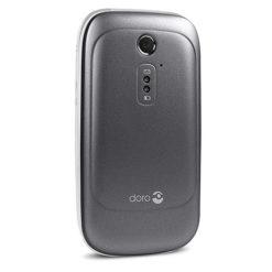 Doro PhoneEasy 6520 Unlocked Sim Free 3G Flip Phone - Grade A
