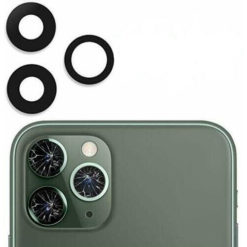 iPhone 11 Pro / 11 Pro Max OEM Rear Camera Lens / Cover Set - Glass Only