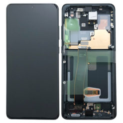 Genuine Samsung G988B Galaxy S20 Ultra 5G LCD Screen & Touch Digitiser - Black