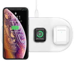 Air Power 3 in 1 Charger - Watch, AirPods & iPhone