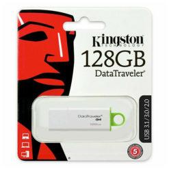 Kingston DataTraveler G4 128GB USB 3.1 Flash Stick Pen Memory Drive