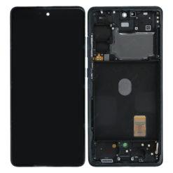 Genuine Samsung G781 Galaxy S20 FE 5G LCD Screen & Touch Digitiser - Cloud Navy