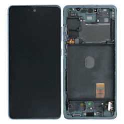 Genuine Samsung G781 Galaxy S20 FE 5G LCD Screen & Touch Digitiser - Cloud Mint