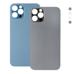 iPhone 12 Pro Rear Back Glass / Battery Cover – Big Camera Hole – Easy Fitting