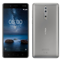 Nokia 8 TA-1012 Unlocked Sim Free Smartphone - Grade B
