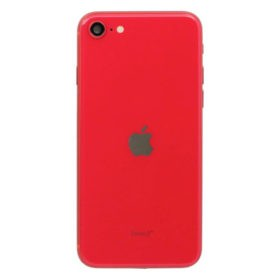 Genuine iPhone SE 2020 Rear Housing With Parts - Red - 14 Day