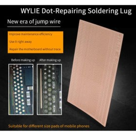 Wylie Dot-Repairing Soldering Lugs - Replace Jump Wire