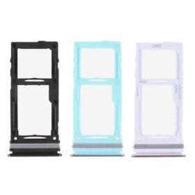Samsung A726 Galaxy A72 Dual SIM Card / Memory Card Tray Holder