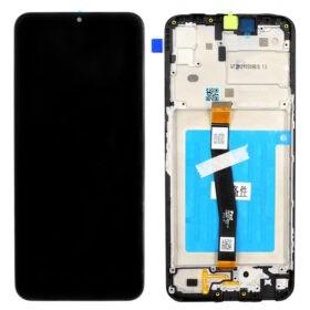 Genuine Samsung A226B Galaxy A22 5G LCD Screen & Touch Digitiser On Frame