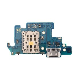 Charging Port Dock Connector Sim Reader Flex Cable For Samsung A805 Galaxy A80 OEM