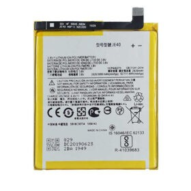 Motorola JE40 AAA Quality 3000mAh Replacement Battery For Motorola Moto G7 Play