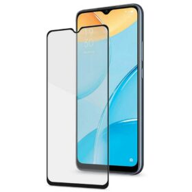 9H Full Cover Tempered Glass Screen Protector For Oppo A15