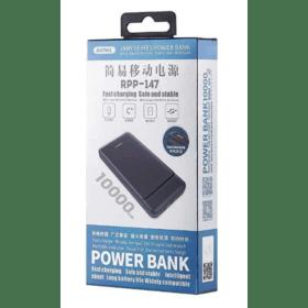 REMAX RPP-147 10000mAh Portable Power Bank Charger