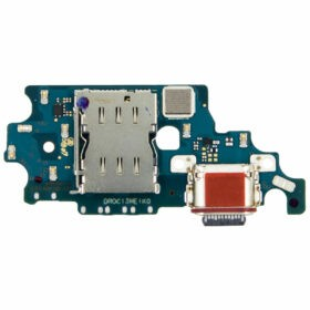 OEM Charging Port Connector / Sim Reader Flex Cable PCB For Samsung G996B Galaxy S21 Plus 5G